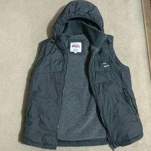 Superdry Retro Sherpa Gilet Men  (Vest)